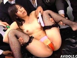 Satomi Japanese Girl Fucked Japan-adult.com/pornh