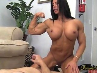 Angela Salvagno - Footjob