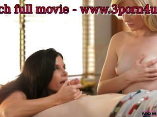 Hot Mother Teching Her Daughter How To Have Sex