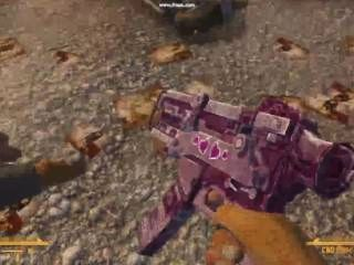 Porn Gun Addon For Fallout New Vegas - Unique Weapon