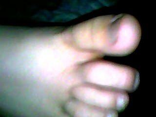Candid Friend Feet 28