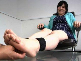 Japanese Girl Tickling 2197