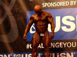 Muscledad Tonny Mount - Competitor No 90 - Final - Professional - Nabba Uni