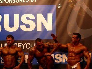 Musclebulls Results - Class 4 - Nabba Universe 2014