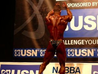 Musclebull Leandro Gomes - Class 1 - Nabba Universe 2014