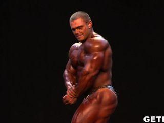 Pro Musclebull Alexey Lesukov Grand Prix House Pro 2014