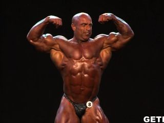 Pro Musclebull Mike Kefalianos Grand Prix House Pro 2014