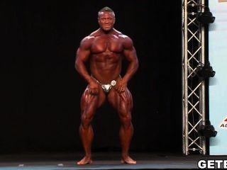 Pro Musclebull Brad Rowe Grand Prix House Pro 2014