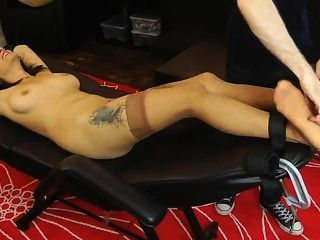 Naked Tickle Session