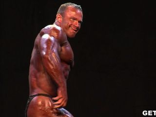 Pro Musclebull Ronny Rockel Grand Prix House Pro 2014