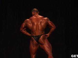 Pro Musclebull Alexei Shabunya Grand Prix House Pro 2014