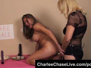 Big Tit Milf Babe Thruway With Charlee Chase