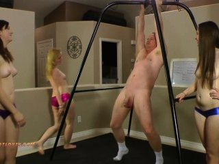 3 On 3 Ballbusting Competition