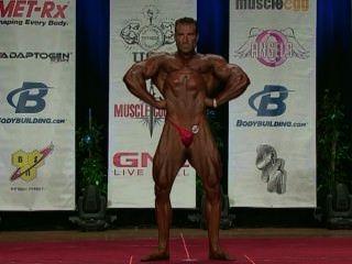 Musclebull Kagan Yalaman - Posing