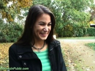 Yenna Czech Audition In The Park