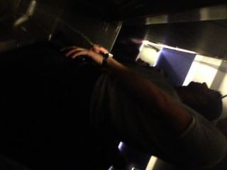 London Urinal Spy -
