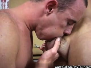 Hot Gay As He Continued He Commenced To Knead My Backdoor With His Finger