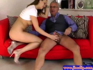 Blonde British Teen Fingers Her Box