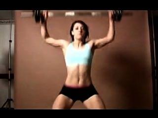 Muscle Girl 5