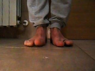 My Male Feet & Toerings
