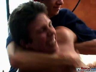 Tickle Wrestling Pt. 2