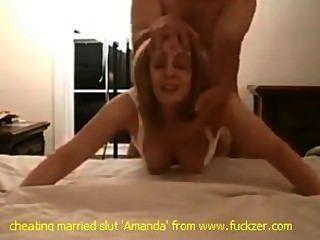 Amateur Married Slut Fucked By Stranger