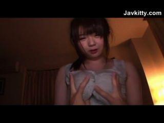 A Chubby Japanese Girl