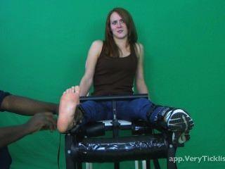 Raye Ticklish Feet