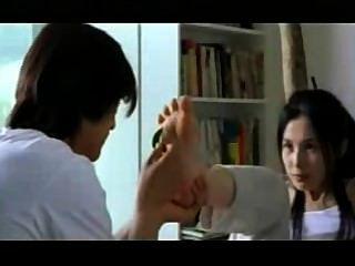 Korean Mainstream Foot Tickling