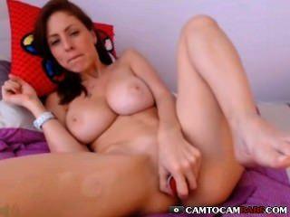 Sexy Webcam Masturbation