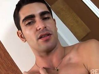 Mc-br-ga-latin Boy Loves To Masturbate