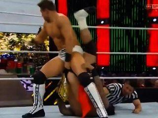 Jey Uso Pantsed On Raw