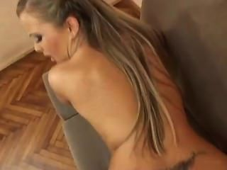 Hot Babe With Huge Tits Fucked In The Ass