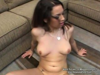 Pretty Teen With Natural Bigtits Fuck Softly