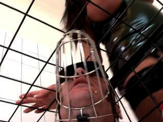 Cage Ashtray