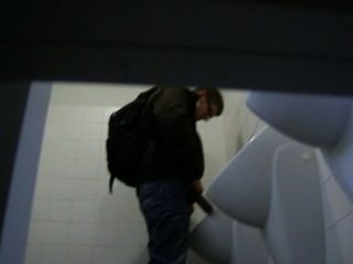 Guy Caught Pissing At University