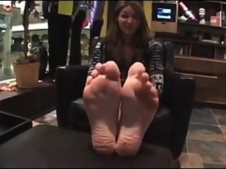 Socks And Feet - Amateur Sole Show