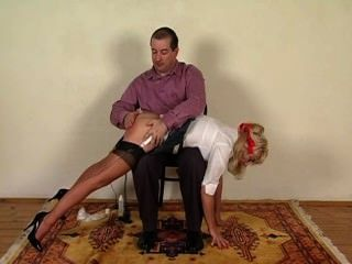 Passion Uk Schoolgirl Spanked In Seamed Stockings Part 2