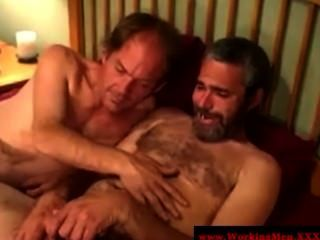 Straight Convict Being Throatfucked As He Swallows Cum