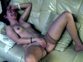 Pussy Playing For Her Guy