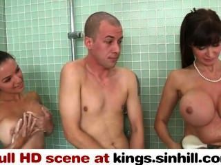 Big Tit Mom Teaches Daughter To Suck & Fuck - Kings.sinhill.com