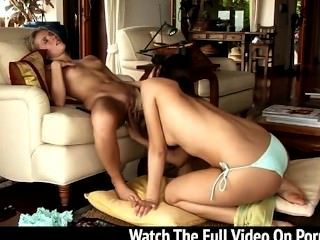 Beauties Play Sex Game Lezzy