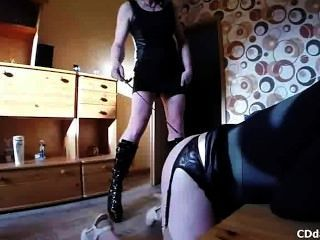 Amateur Crossdresser Domination