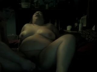 Chubby Melissa Gets Fucked And Played With