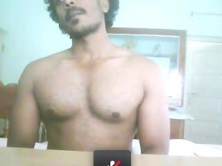 Mallu Guy Showing His Wank