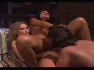 Two Sluts Jump On His Cock