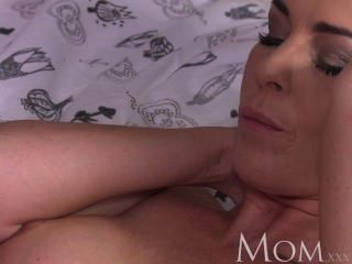 Mom Alicia Gives Her Man A Kinky Creampie