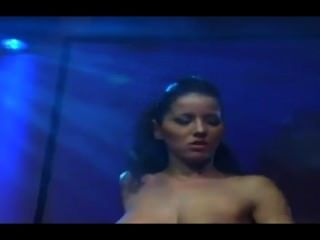 German Mom Busty Brunette Gets Fucked In Strip Club By Big Cock
