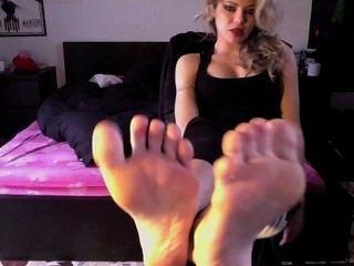 Italian Feet Pov