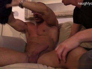 Young Twink Sucking Dick